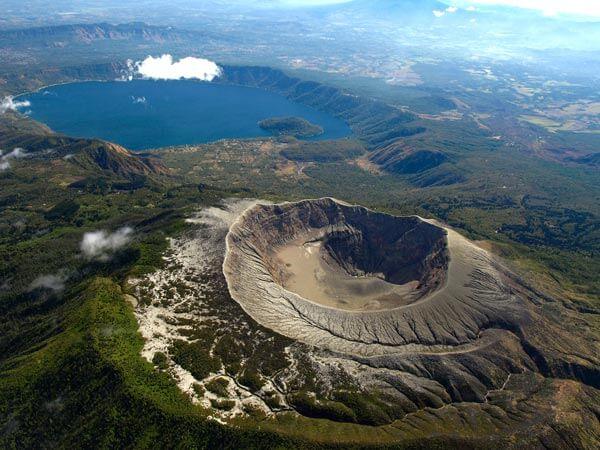 santa ana volcano tour el salvador
