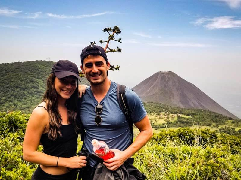 about santa ana volcano el salvador