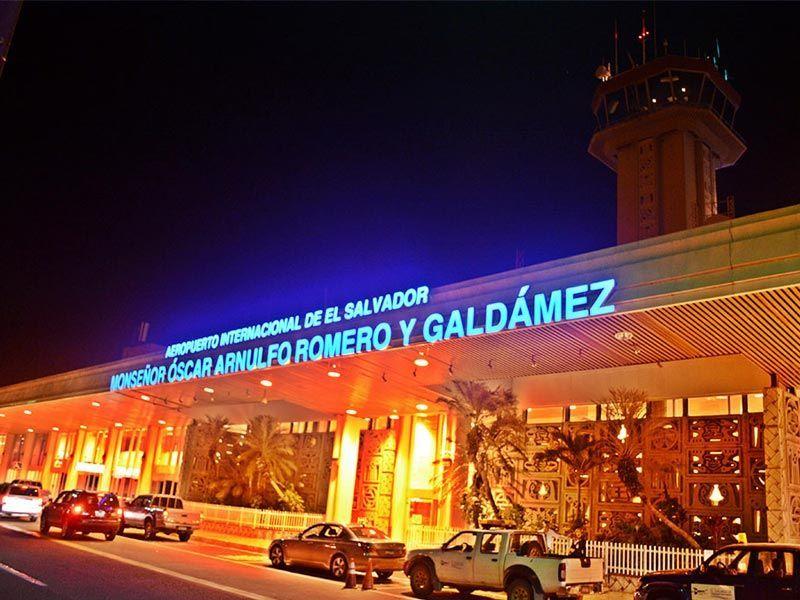 airport el salvador monsenor romero